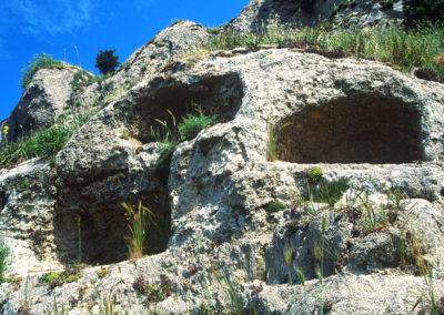 Necropoli di Finestrelle